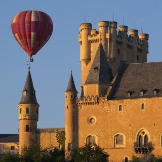 Vuelos en globo Segovia
