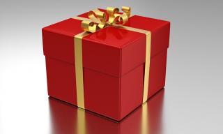 Presentación en caja-regalo